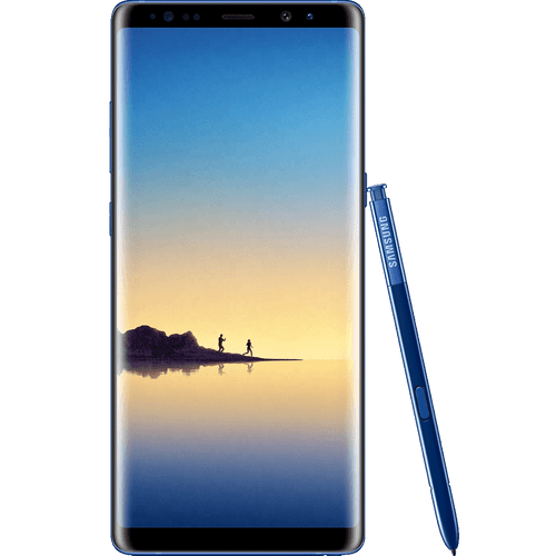 Samsung Galaxy Note8 | Deep Sea Blue | Front