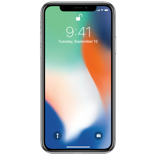 iPhone X 256GB | Silver