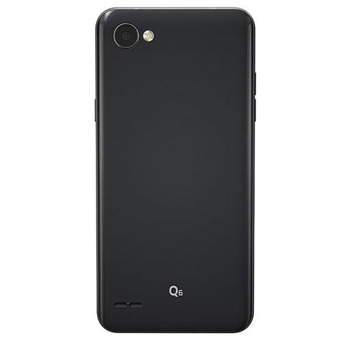 LG Q6   Back