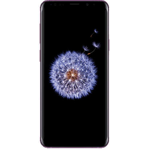 Samsung Galaxy S9+ 64GB | Lilac Purple | Front