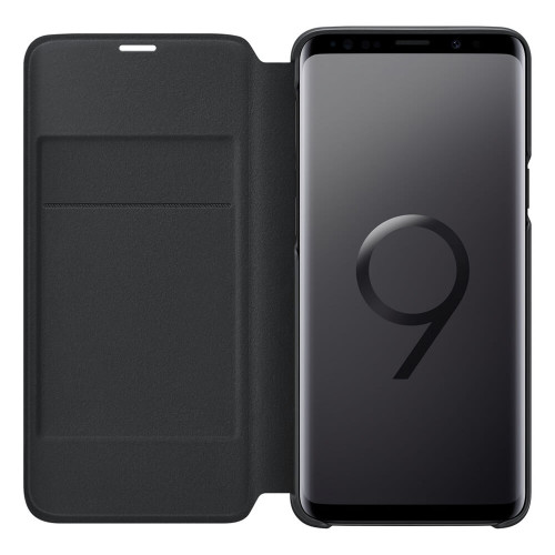 Samsung Galaxy S9 Led View Cover | Open