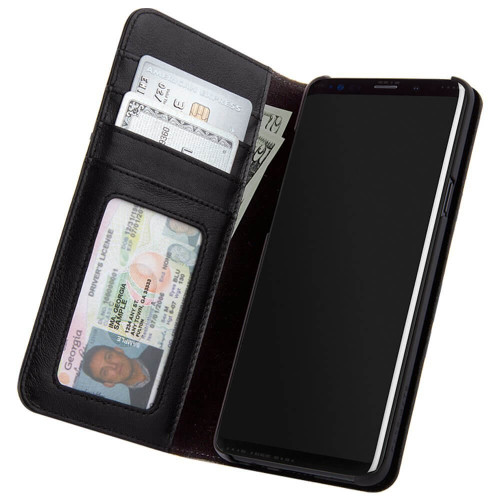 Casemate Wallet Folio for the Samsung Galaxy S9 | Open