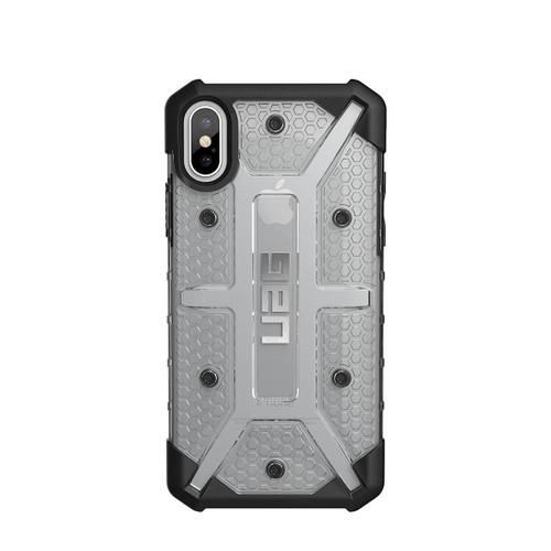 UAG Plasma iPhone X Case | Back
