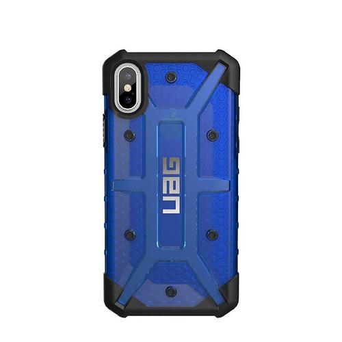 UAG Plasma iPhone X Case   Cobalt   Back