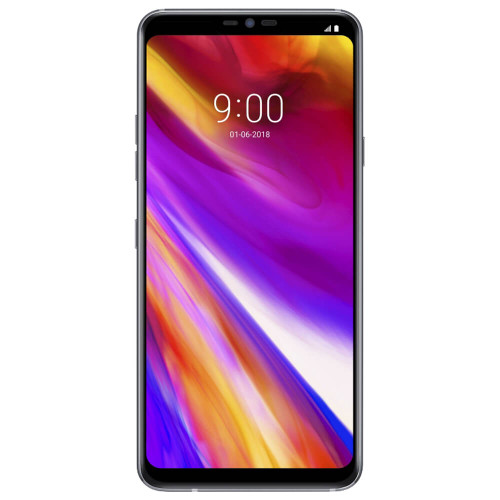 LG G7 ThinQ | Silver | Front