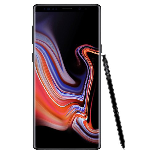 Samsung Galaxy Note9 | Midnight Black