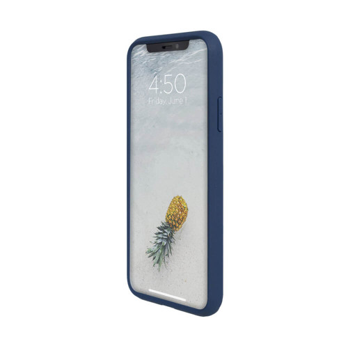 Caseco iPhone XS Max Skin Shield Case | Navy Blue | Front