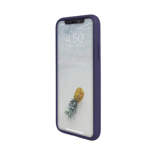 Caseco iPhone XS Max Skin Shield Case | Purple | Front