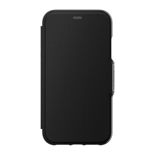 Gear4 D3O Black Oxford Case iPhone XR   Front