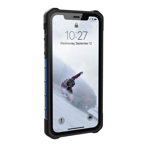 UAG Plasma iPhone XR Case | Cobalt | Front