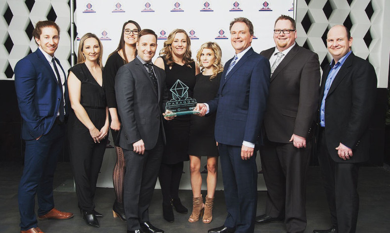 2018 Paragon Award Winner - Community Service Award