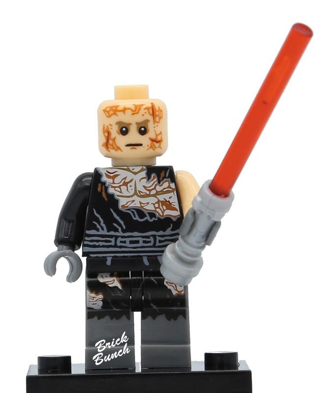 Anakin Skywalker: Scarred