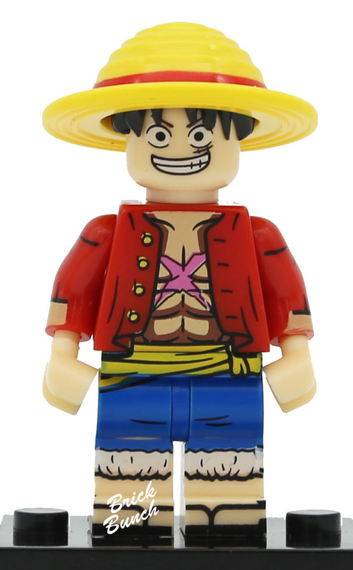 Monkey D. Luffy (One Piece)