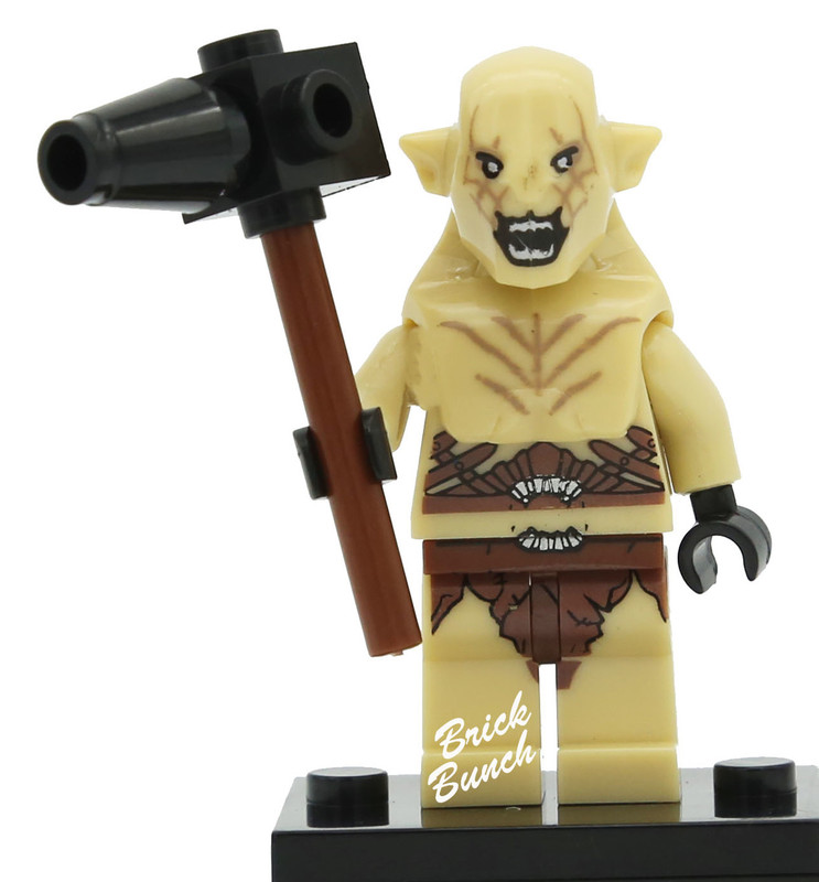 Azog the Defiler (The Hobbit)