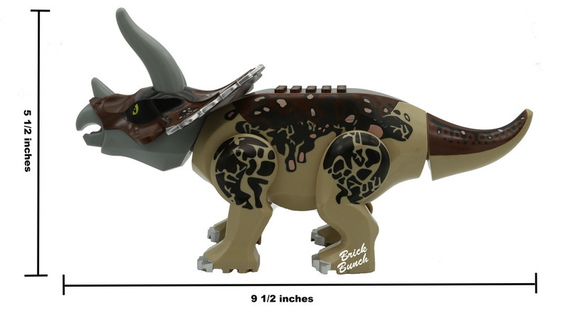 Triceratops (Giant Fig)