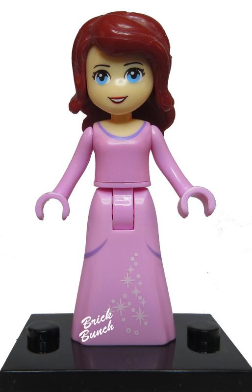 Ariel (Human Form)