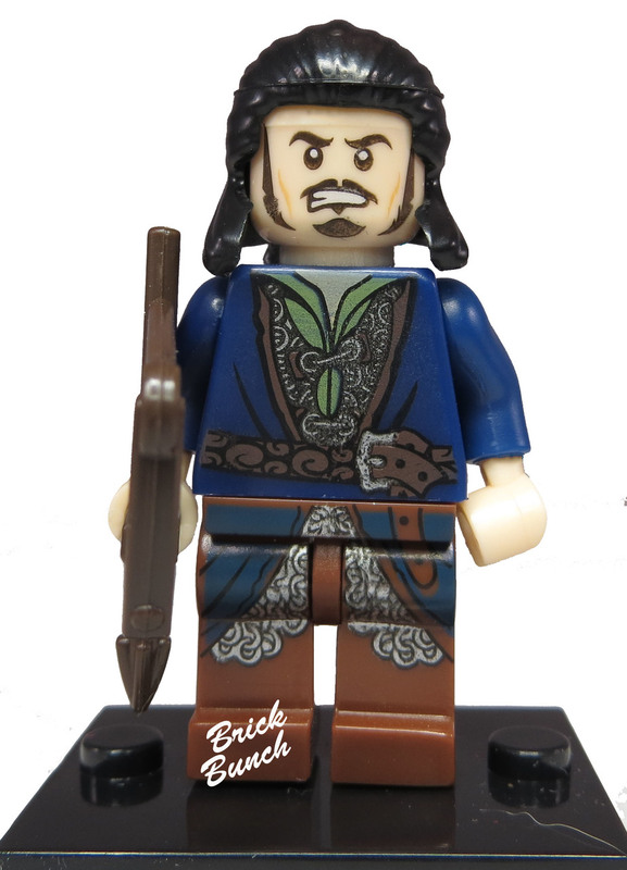 Bard the Bowman (The Hobbit)