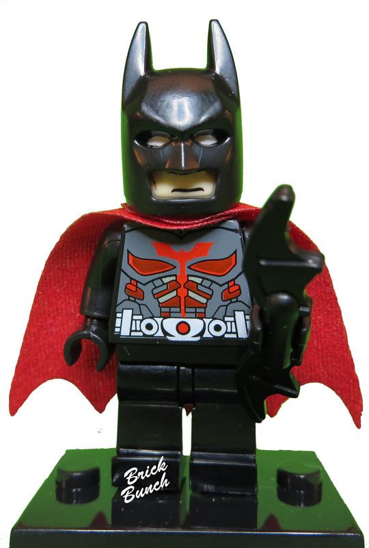Batman (Black & Red Variant)