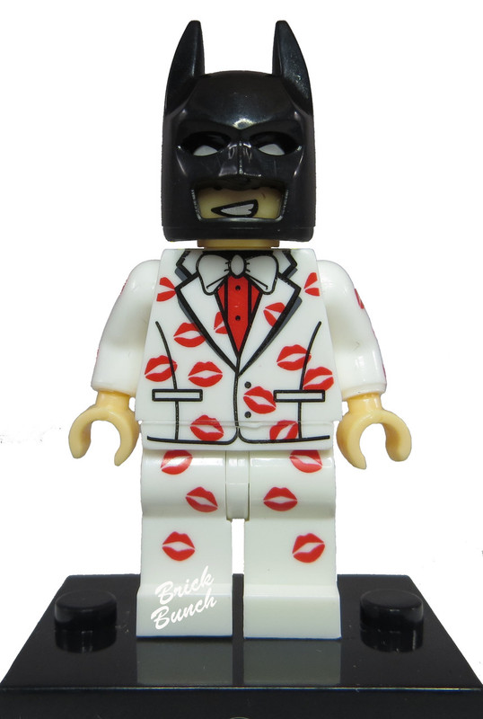 Batman Kiss Tuxedo