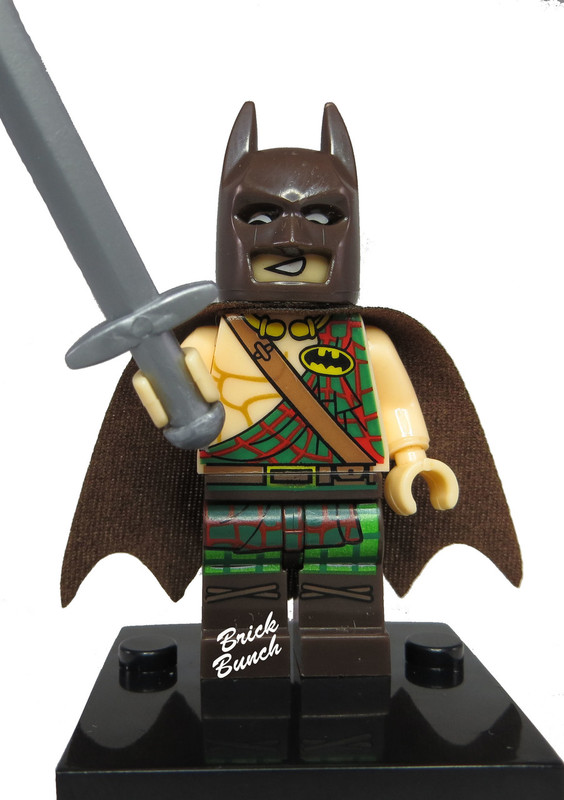 Batman Tartan