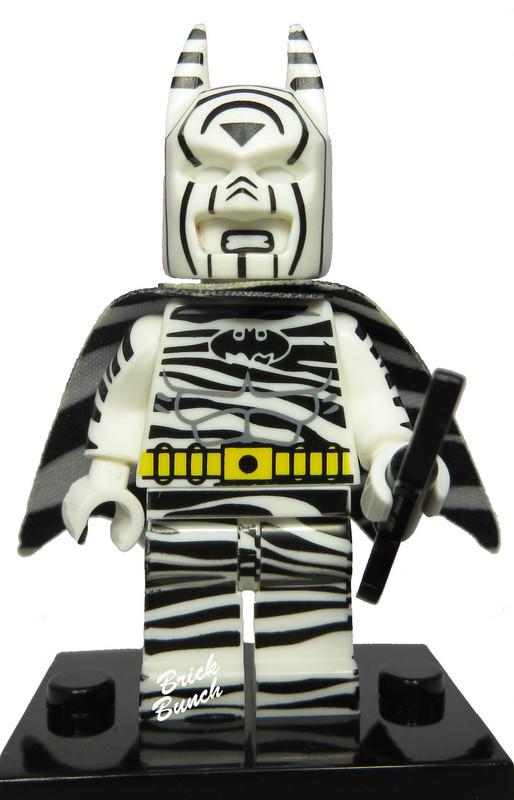 Batman Zebra Suit