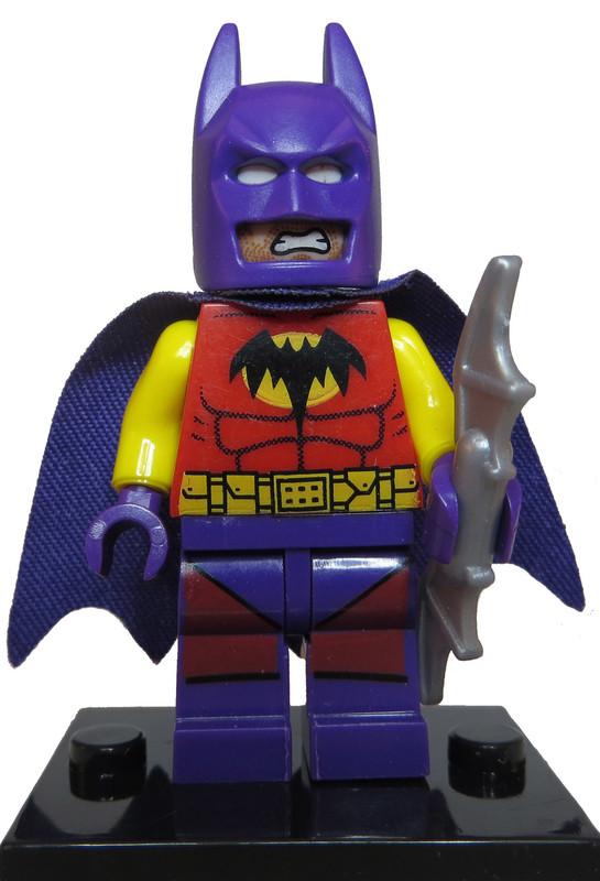 Batman Zur-En-Ah SDCC