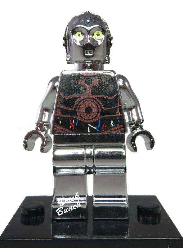 C3PO (Metallic Silver)