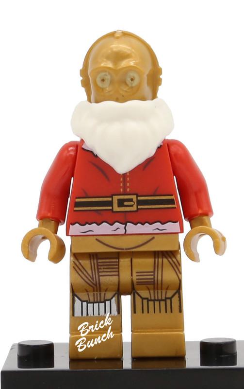 C-3PO (Santa:Advent Calendar)