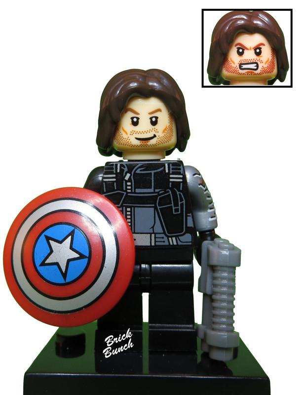 Captain Bucky