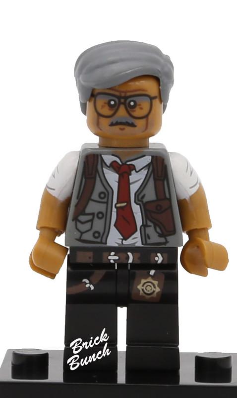 Commissioner Gordon (Animated Movie)
