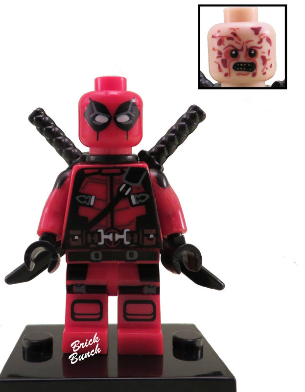 Deadpool (Avacado Face)