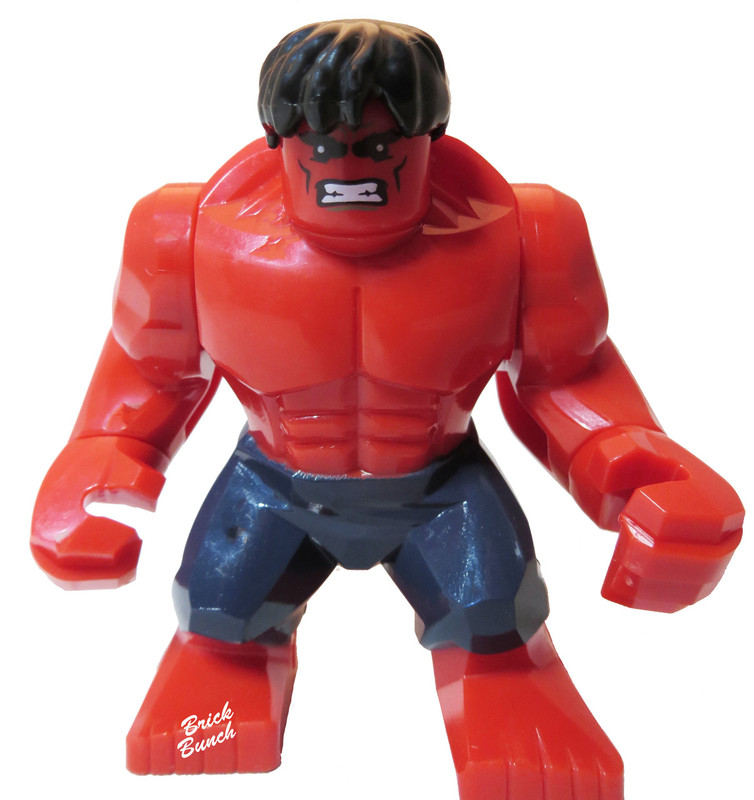 Hulk Big Fig (Red)