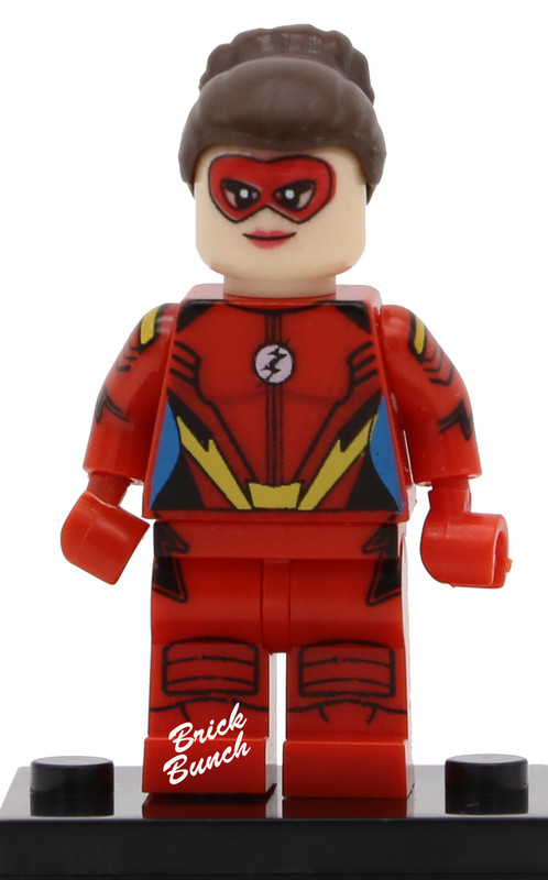 Jessie Quick (The Flash-CW)