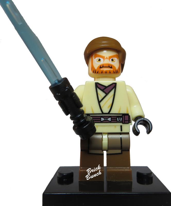 Obi Wan Kenobi (Clone Wars)