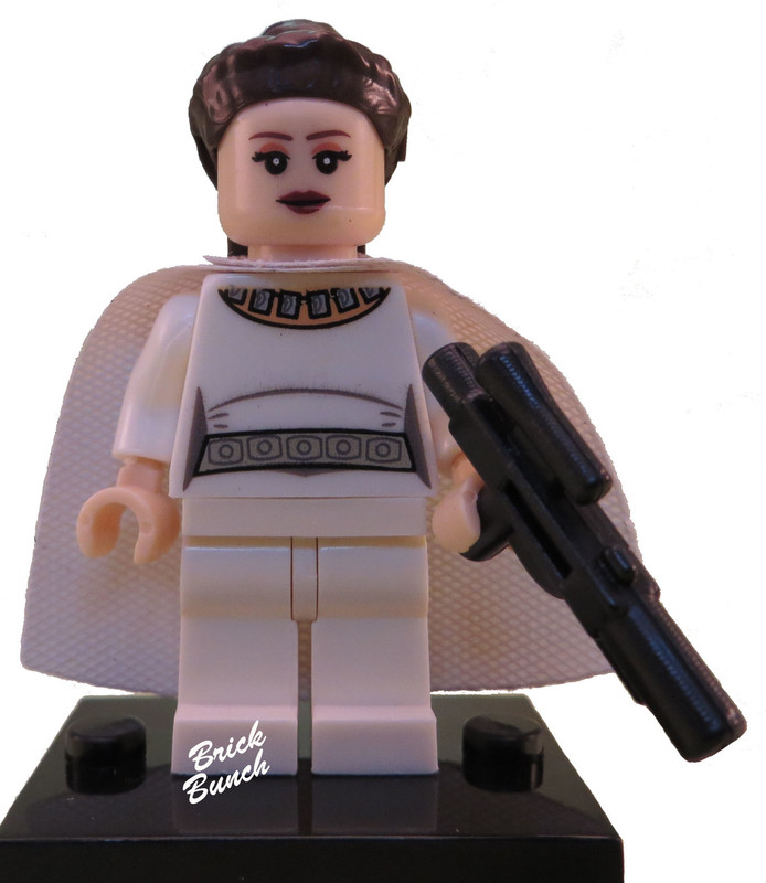 Princess Leia (w/ Cape)