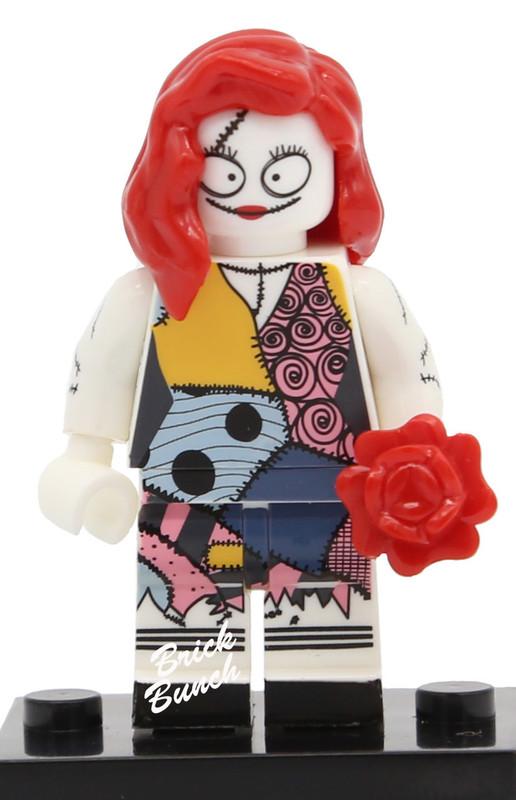 Sally Shock (Nightmare Before Christmas)