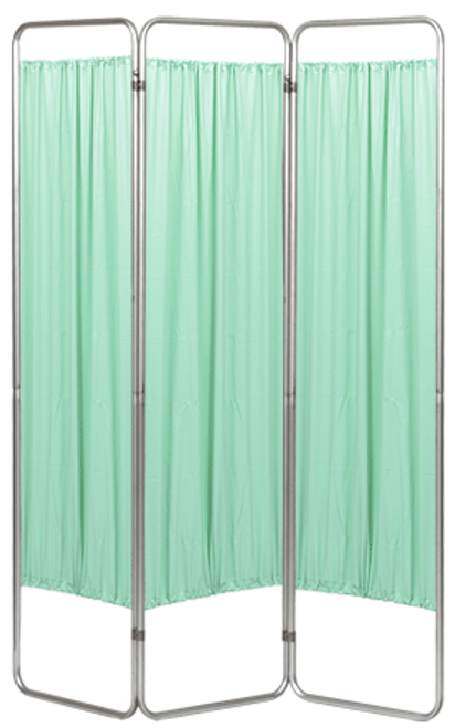 3-Section Privacy Screen