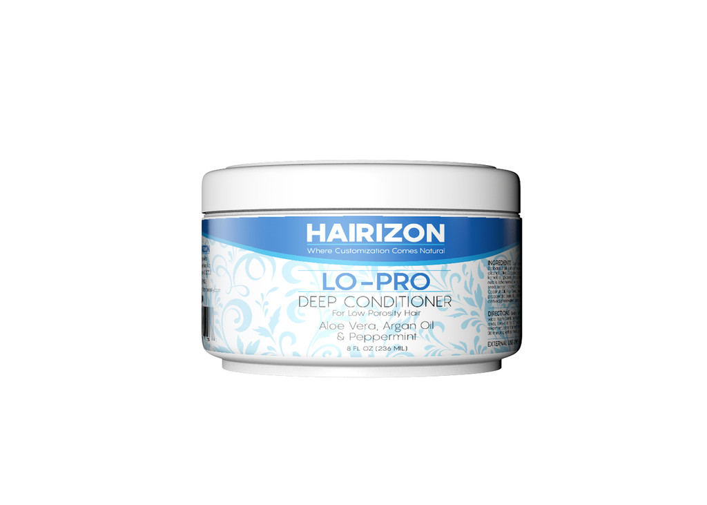 Lo-Pro Deep Conditioner for Low Porosity Hair