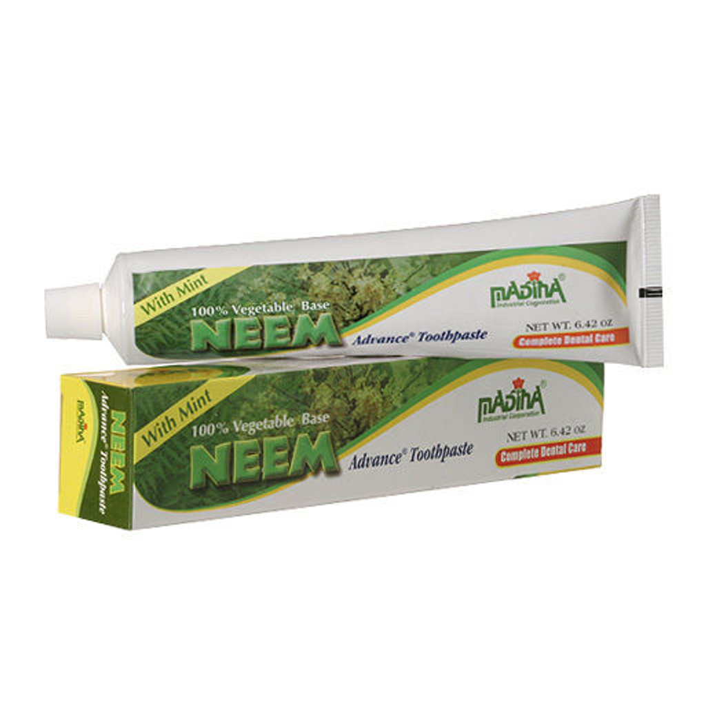 Neem Advanced Toothpaste With Mint