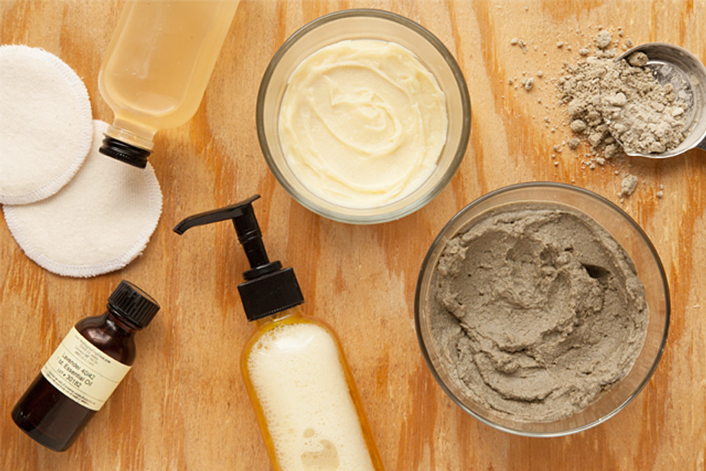 The Beauty Bar (Make-Your-Own-Products)