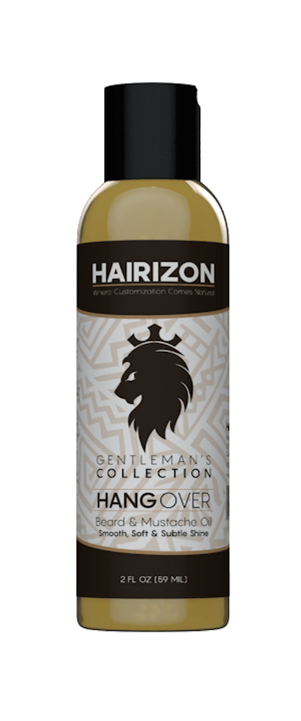 Hangover Beard Oil & Balm Deluxe Set