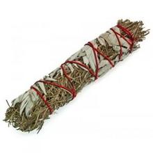 Premium Sage & Rosemary Smudge Stick (XL)