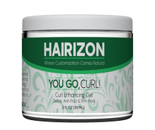 You Go, Curl! Curl Enhancing Gel
