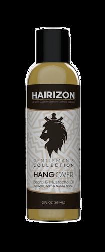 Hangover Beard Oil, Balm & Wash Ultra Set