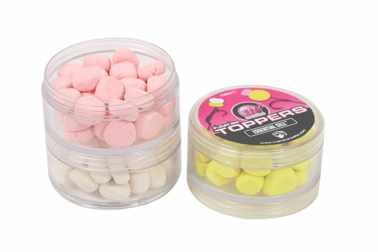 Mainline Essential Cell Toppers (3 x 50ml Pots)