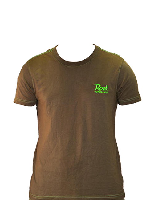 Rod Hutchinson T Shirt Mud