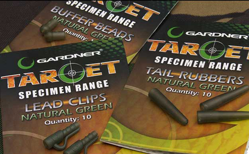 Gardner Target Mini Tail Rubbers
