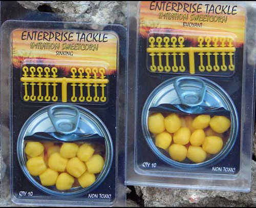 Enterprise Tackle Imitation Super Soft Sweetcorn