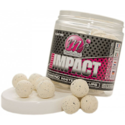 Mainline Hi Impact Pop Ups Diamond Whites 15mm