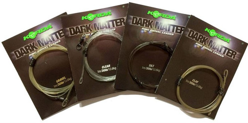 Korda Dark Matter Leaders Ring Swivel 30lb